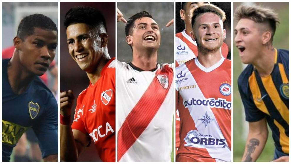 Boca, Independiente y River conforman el podio