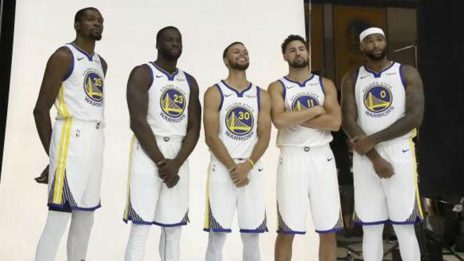 """Los Warriors prometen """"gastar más que nadie"""" para retener a sus..."""