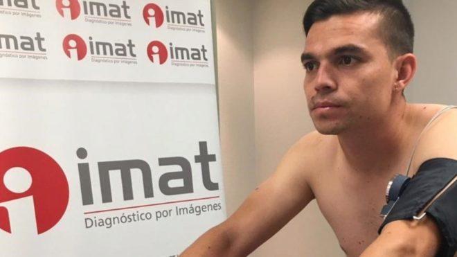 Daniel el 'Travieso' Hernández, nuevo jugador de Huracán.