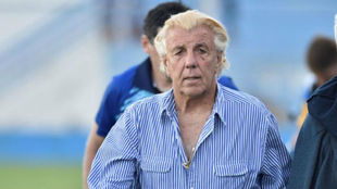 Mostaza Merlo se fue de Racing de Córdoba