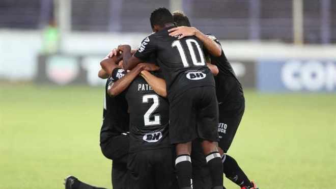 Danubio y Atlético Mineiro igualan en la ida de la segunda fase de la...