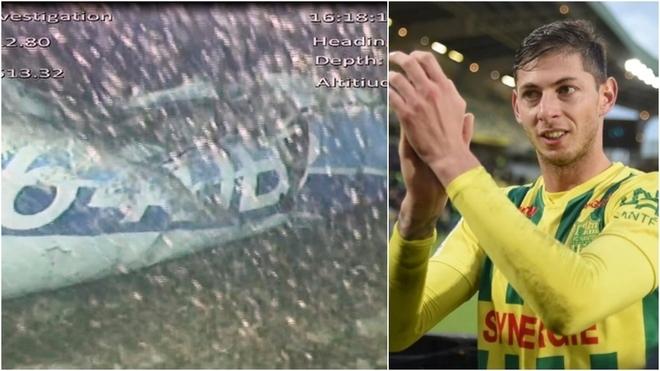 Emiliano Sala, futbolista argentino desaparecido el pasado 21 de...