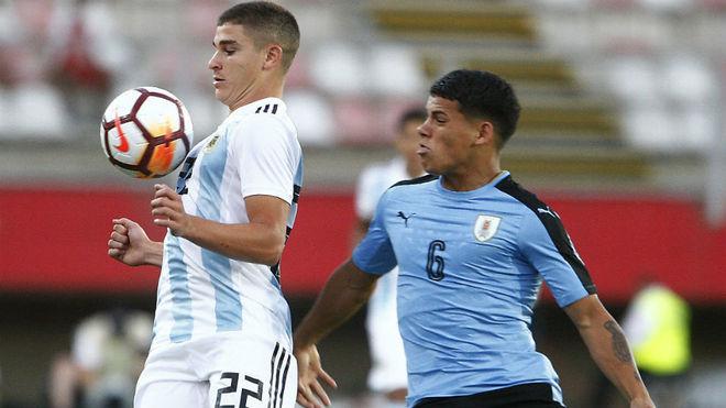 En caso de vencer, Argentina será puntero en el Hexagonal final del...