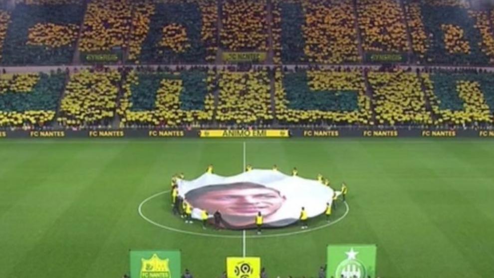 Habrá un nuevo homenaje en el Stade de la Beaujoire