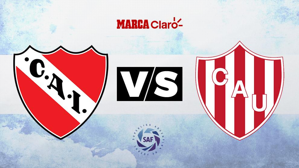 Independiente vs Unión por la 18° fecha de la Superliga