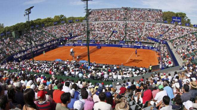 Se sorteó el cuadro del Argentina Open