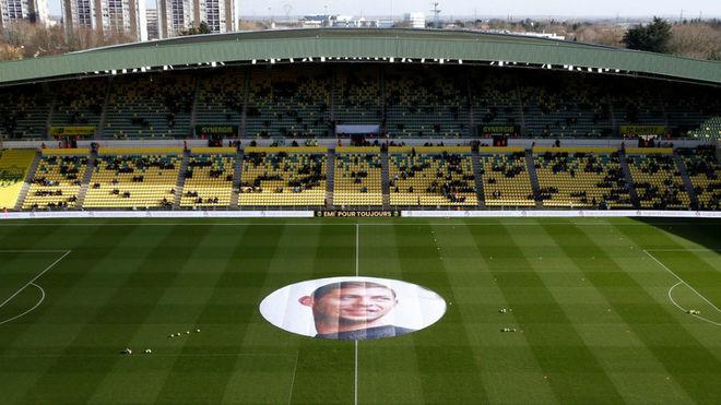 Nantes despide a Emiliano Sala