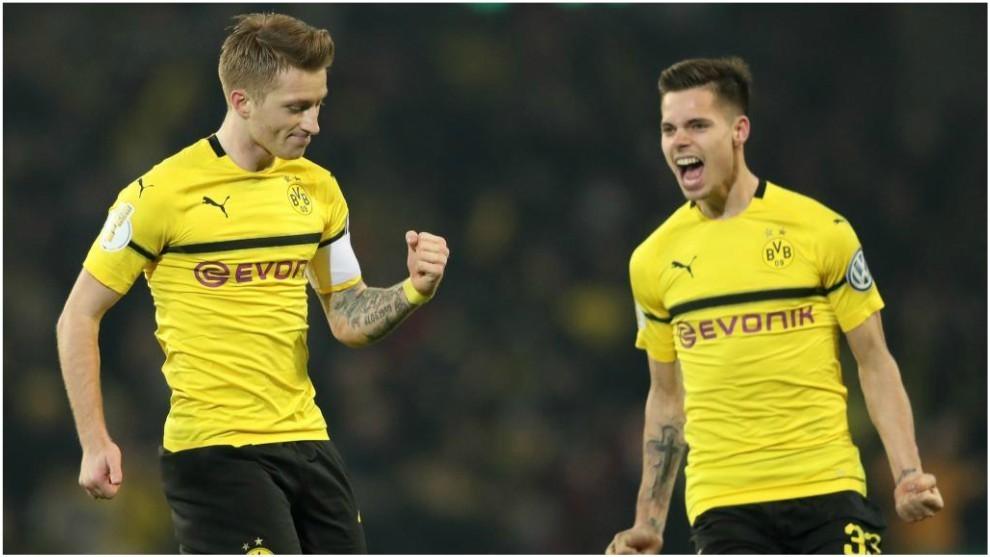 Con Dávinson Sánchez, Tottenham goleó 3-0 al Borussia Dortmund