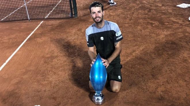 Lóndero obtuvo su primer título ATP