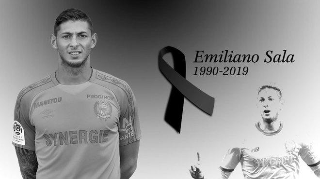 Emiliano Sala, futbolista argentino fallecido en un accidente aéreo.