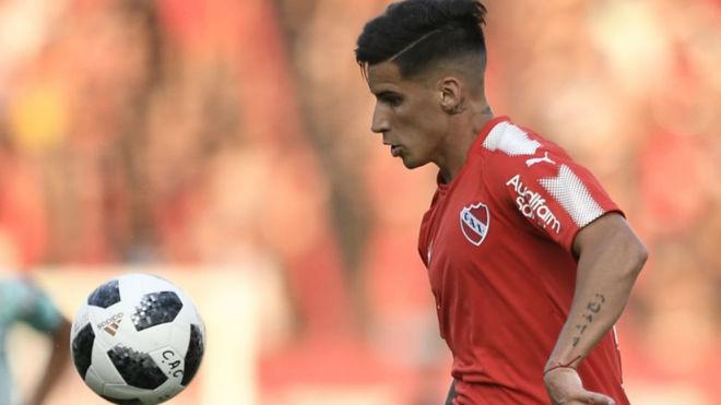 Menéndez se va otra vez de Independiente.