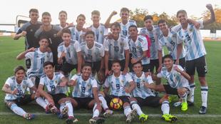 Argentina, campeón del torneo de Desarrollo en Portugal