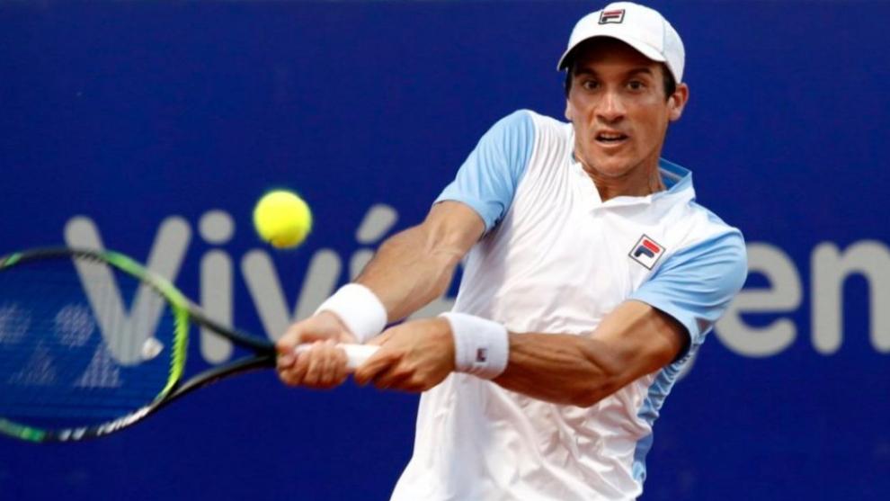 Facundo Bagnis cayó en la primera ronda del ATP de Buenos Aires