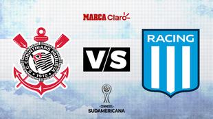 Corinthians vs Racing: Formaciones, horario y dónde ver por TV