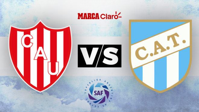 Resultado de imagen para Union de Santa Fe vs Atletico Tucuman