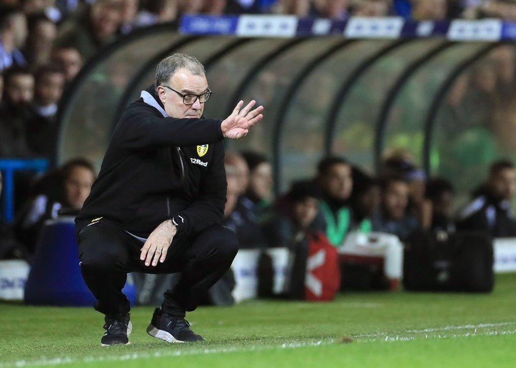 El Leeds de Marcelo Bielsa ganó y volvió a la punta