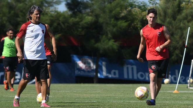 Moreno concentrará por primera vez en Newell's