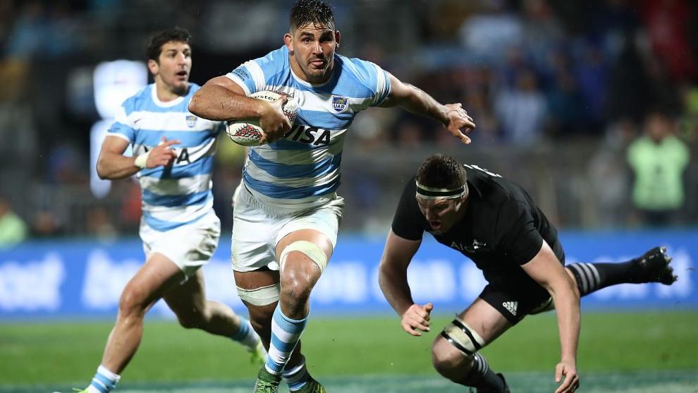 Matera jugará en el rugby europeo tras el Mundial de Japón