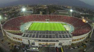 El estadio Nacional de Santiago, podría ser sede del Mundial 2030