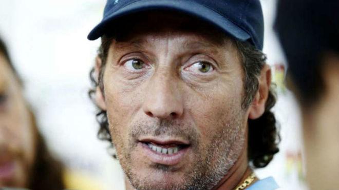 Pedro Troglio se cansó de las críticas al equipo.
