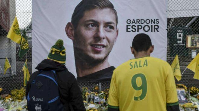 Emiliano Sala, futbolista argentino fallecido el pasado 21 de enero en...