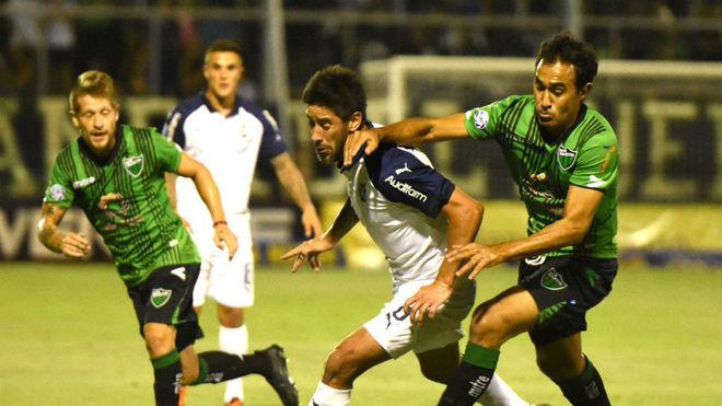 A Independiente se le escapó el triunfo sobre el final