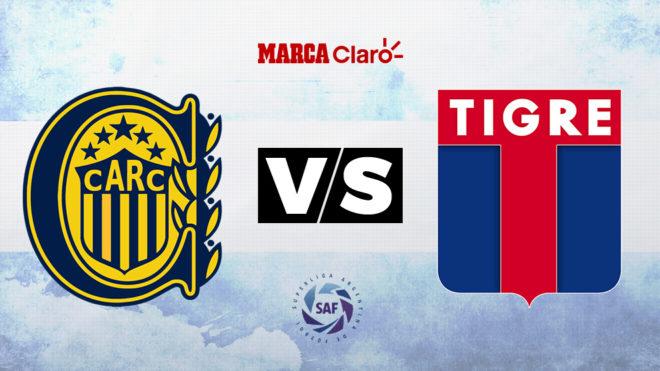 Resultado de imagen para Rosario Central vs Tigre