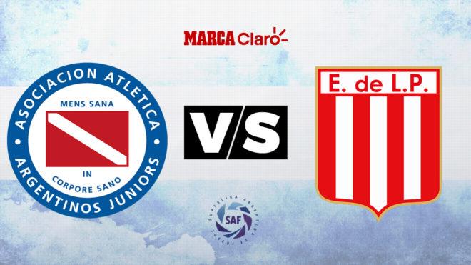 Resultado de imagen para Argentinos Jrs. vs Estudiantes L.P