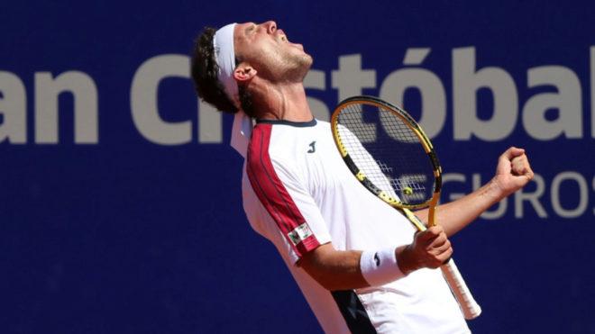 Marco Cecchinato se quedó con el ATP de Buenos Aires