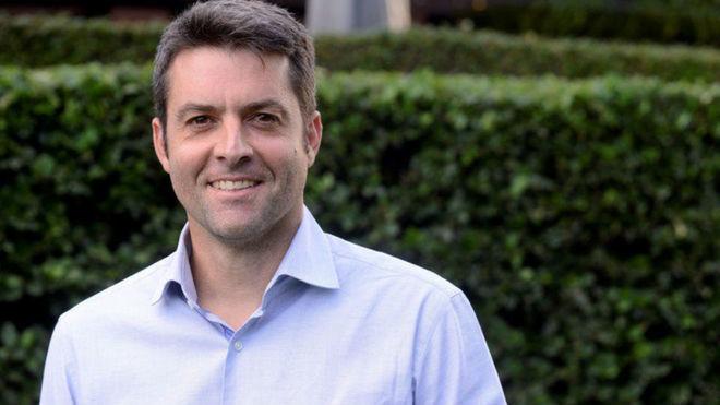 Agustín Calleri, presidente de la Asociación Argentina de Tenis.