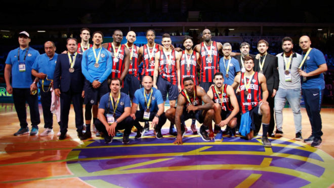 San Lorenzo finalizó tercero en la Copa Intercontinental