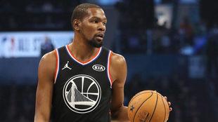 Kevin Durant se pone al servicio de LeBron para reinar en el All Star...