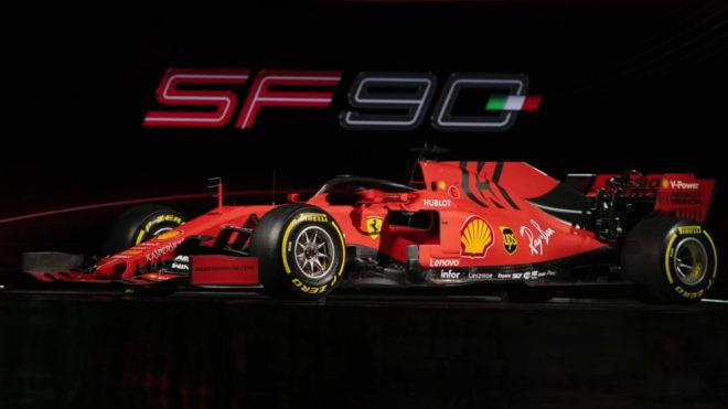Ferrari estima que empiezan siendo 1,5 segundos más lentos
