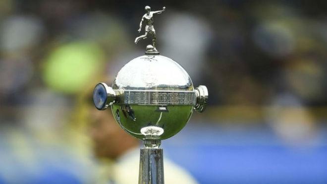 River defiende el título en la edición 2019 de la Copa Libertadores.