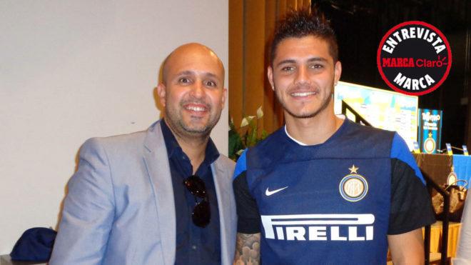 Inter de Milán niega lesión en la rodilla de Mauro Icardi