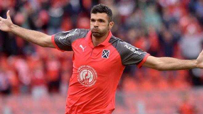 Gigliotti se llevó sus goles al Toluca.