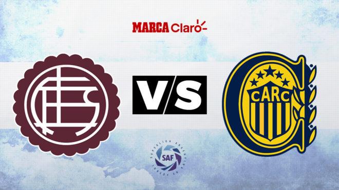 Resultado de imagen para Lanús vs Rosario Central
