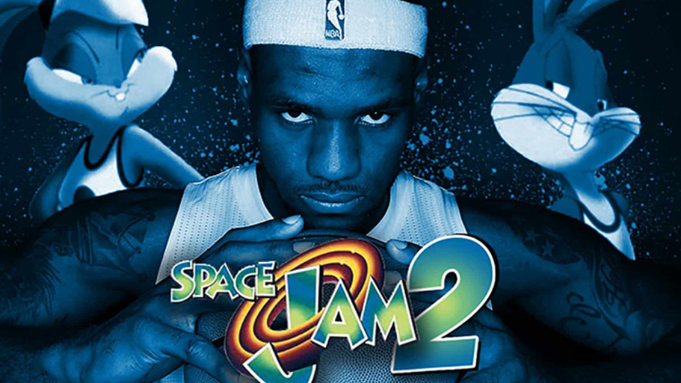 ¡Confirmado! Space Jam 2 llegará en el 2021 con Lebron James