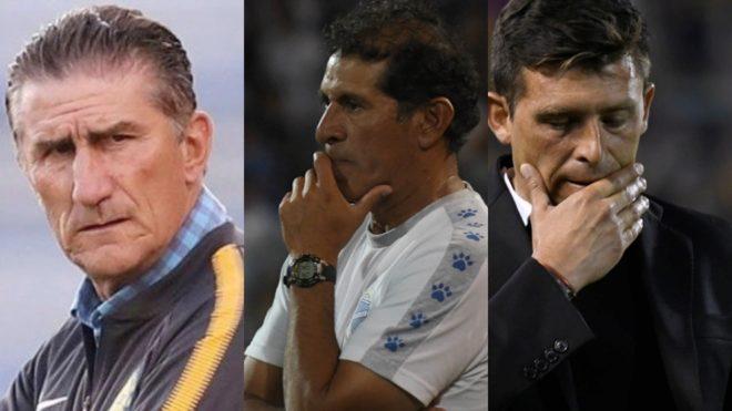 Bauza, Gómez y Benitez, las últimas víctimas