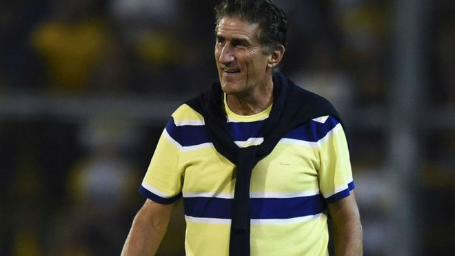 Paulo Ferrari fue presentado como nuevo técnico de Rosario Central