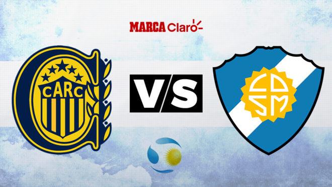 Resultado de imagen para Rosario Central vs Sol de Mayo