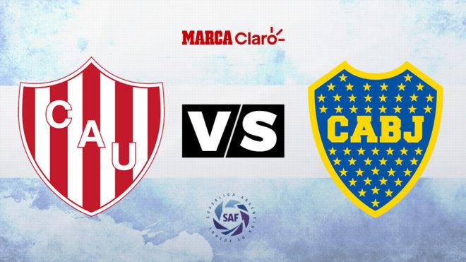 Resultado de imagen para Unión Santa Fe vs Boca Juniors
