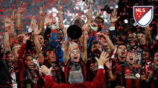 Atlanta United levanta su título.