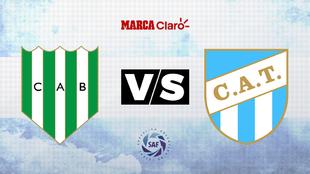 Banfield vs Atlético Tucumán, minuto a minuto