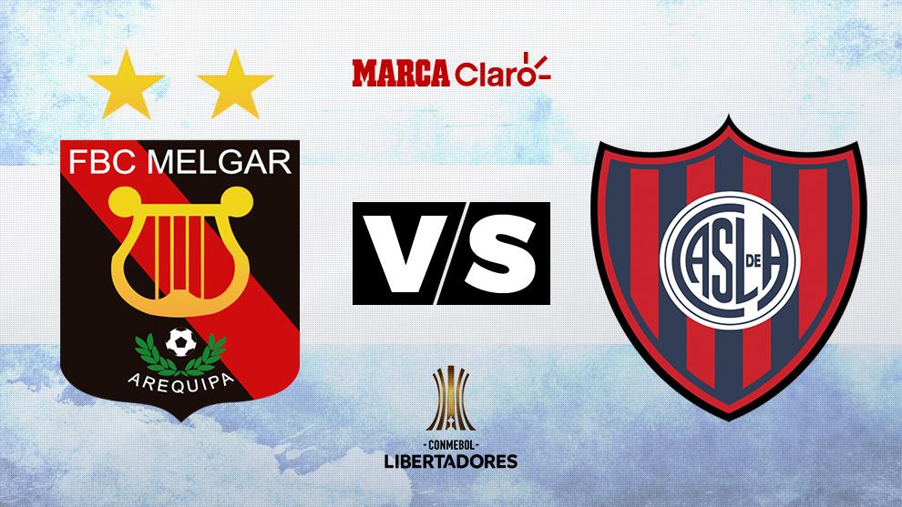 Resultado de imagen para Melgar vs San Lorenzo