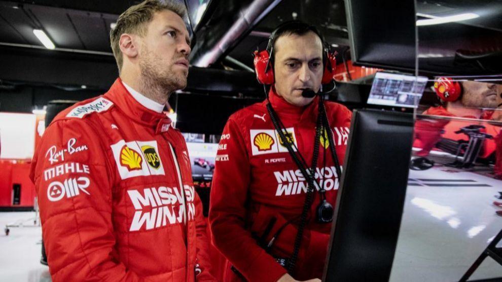 Problemas para Ferrari en el incio del año