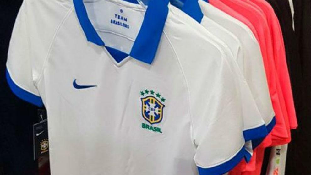 8ef1ff74650b1 Copa América 2019  Brasil volverá a utilizar la camiseta blanca del   Maracanazo