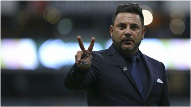 Antonio Mohamed, uno de los candidatos que tendría Cruz Azul.