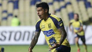 Patricio Rubio hizo cuatro goles para la U. de Concepción.