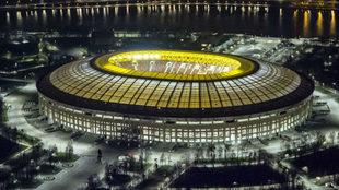 Rusia intentará tener la Recopa Sudamericana.